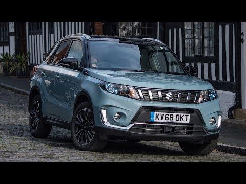Suzuki Vitara (2019) The new Vitara facelift
