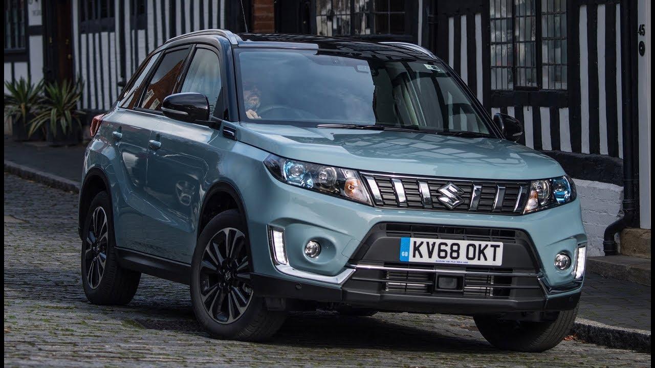 2019 Suzuki Vitara Review, Price, Facelift >> Suzuki Vitara 2019 The New Vitara Facelift