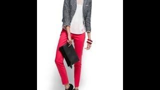 FALL WINTER 2012 2013 MANGO, FASHIONWORKSTV SUGGETIONS.m4v Thumbnail