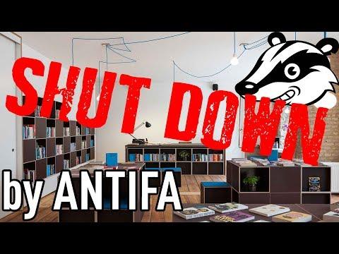 Antifa Shuts Down Israeli Bookstore   The Weekly Rundown