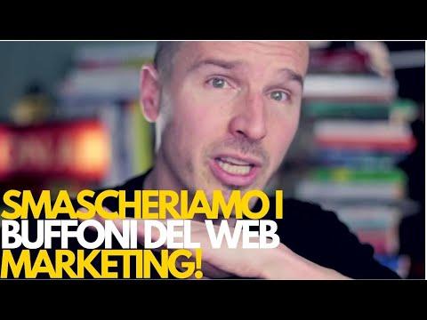 Smascheriamo i Buffoni del Web Marketing!