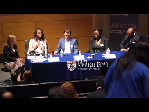 WABF 2013   Post MBA Careers in Africa