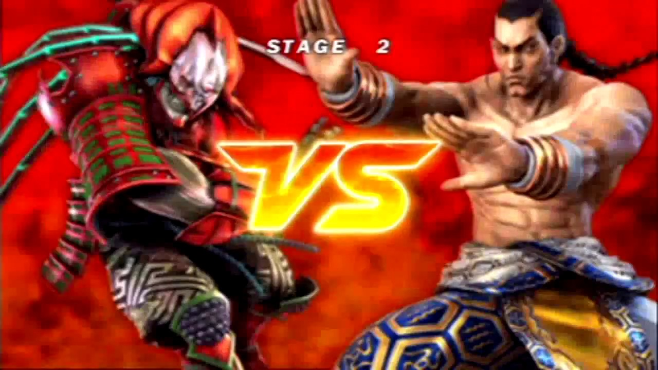 Tekken Dark Resurrection Psp Story Battle As Yoshimitsu Youtube