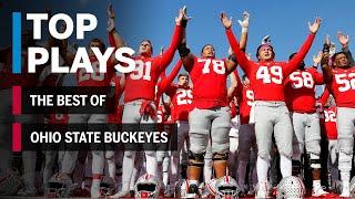 The Best of the Ohio State Buckeyes: 2018 Mid-Season Highlights | Big Ten Football