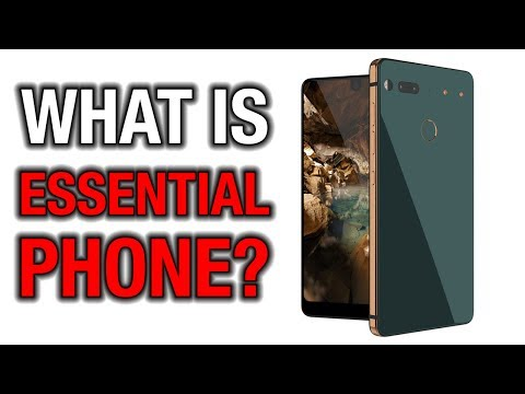 Will Andy Rubin's Essential Phone Be Your Next Smartphone? | Pocketnow