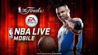NBA Live Mobile Hack 2.0 APK (NO Human Verification!!!)