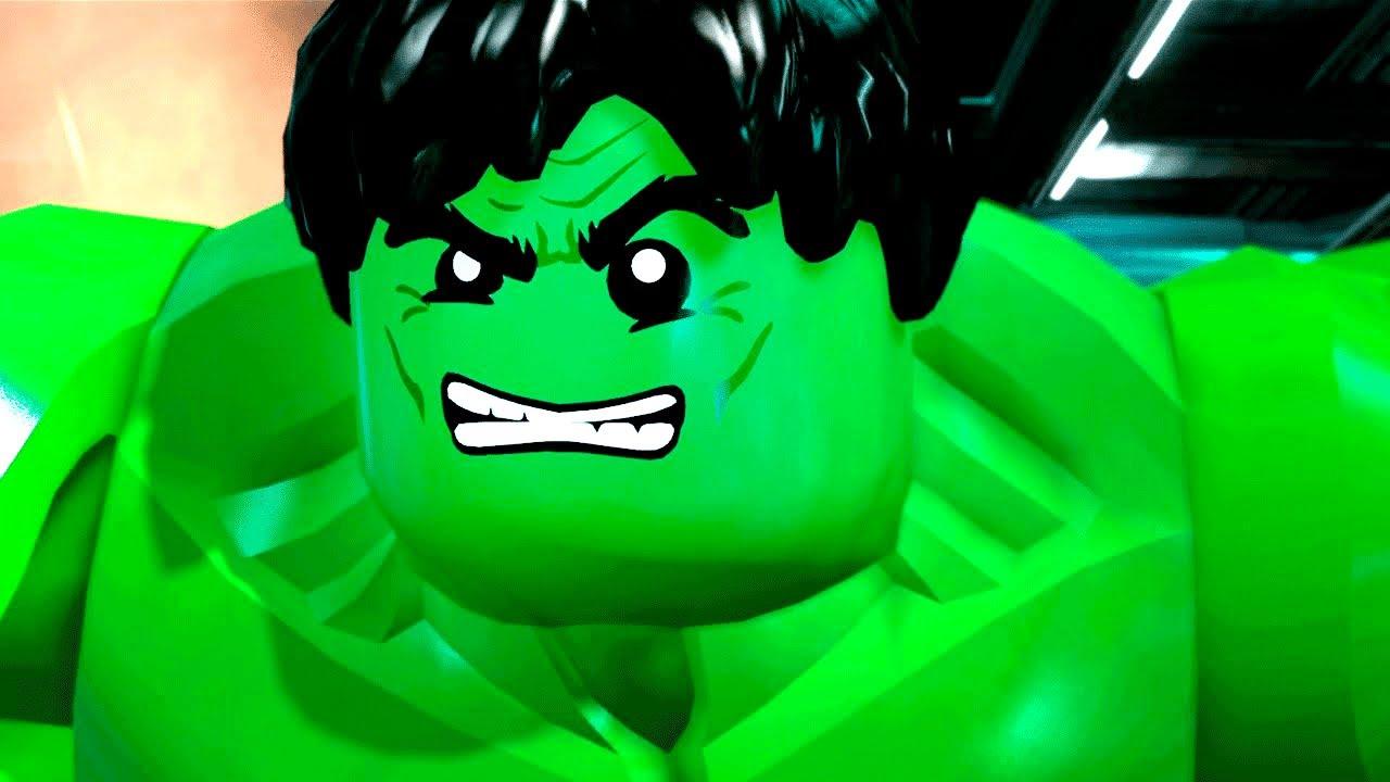lego avengers hulk vs thor - photo #13