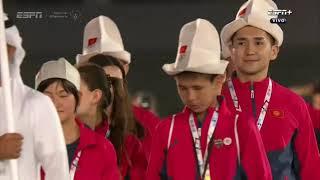 INAUGURACION OLIMPIADAS ESPECIALES DUBAI 2019