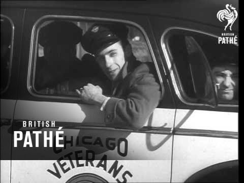 Chicago Vets Cabs (1946)
