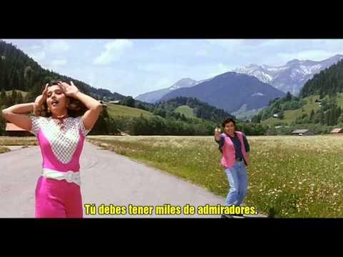 Mohabbat Ki Nazrein Karam - Yaraana (1995) - (Sub Español)