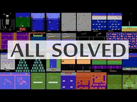 DeepMind Made A Superhuman AI For 57 Atari Games! 🕹
