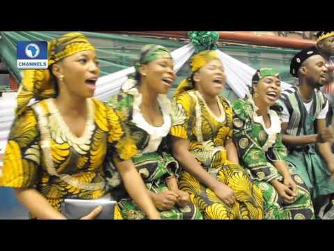 Art House: Nat'l Troupe Of Nigeria Takes Creativity To Bauchi