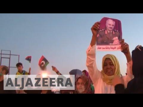 Libya: Renegade general Haftar declares victory in Benghazi