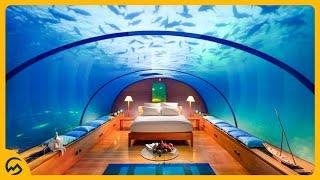 TOP 10 DUURSTE HOTELS TER WERELD! 🏨💰