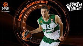 2010-20 All-Decade Team: Dimitris Diamantidis