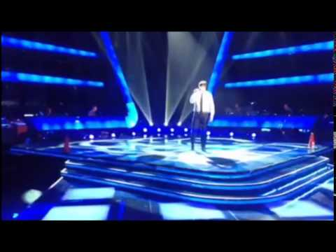 """John from """"Not Easily Broken"""" Group on NBC's """"THE VOICE"""""""