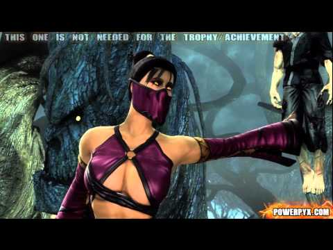 Mortal Kombat - All Alternate Costumes (You've Got Style! Trophy / Achievement Guide)
