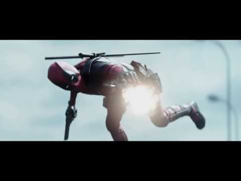 Deadpool -  Angel Of The Morning (Music Video)