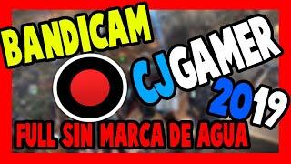 Gambar cover Como descargar e instalar Bandicam sin marca de agua 2019!!_CJGAMER