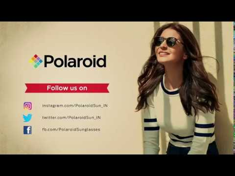 8d5d062382 Anushka Sharma Testimonial for Polaroid Eyewear - YouTube