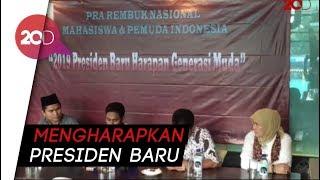 Download Video Sejumlah Mahasiswa Susun Strategi Jegal Jokowi di 2019 MP3 3GP MP4