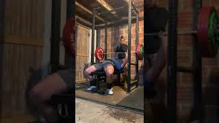 195 kg bench (429.9 lb)