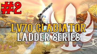 #2 ONE, TWO, THREE, FOUR FIVE! 2000+ Ratings - Lv70 Gladiator 1v1 Ladder Series - Dragon Nest