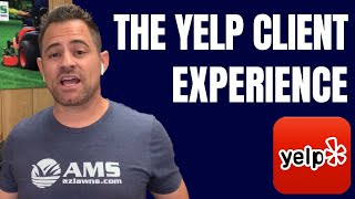 The Yelp Client Experience