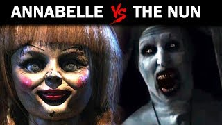 Annabelle vs The Nun - Who Would Win?