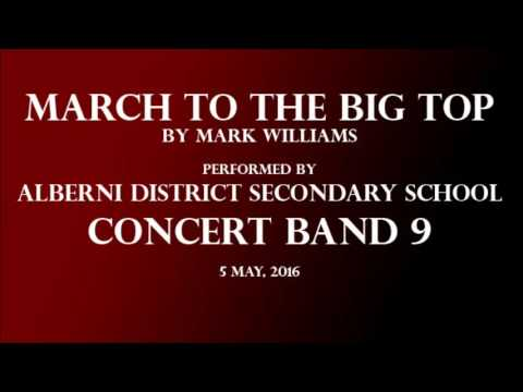 March to the Big Top