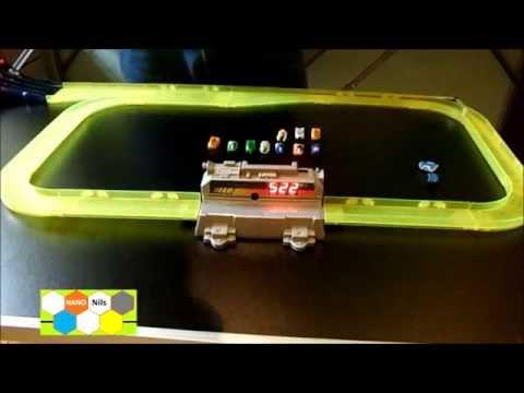 NANO-Nils #25 - MICRO CHARGERS & HOT WHEELS Digital Speedometer -