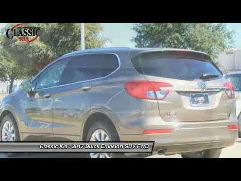 2017 Buick Envision Carrollton, Dallas, Richardson, Plano HD049710