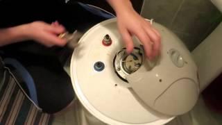 замена водонагревателя за 20 минут