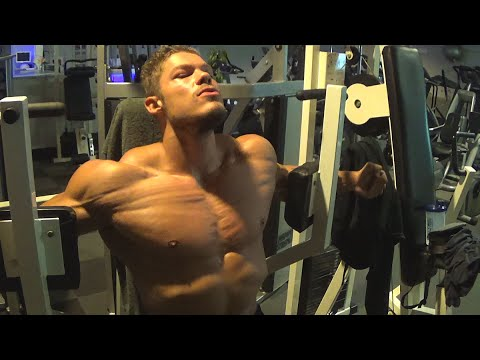ROAD TO ACE #1 - ULTIMATE CHEST WORKOUT - Fasted Cardio - Breakfast - Post-workout Meal