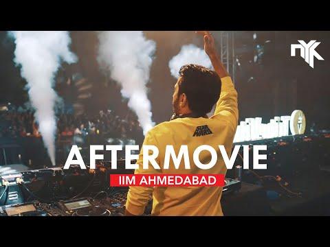 DJ NYK | Electronyk Show | IIM Ahmedabad | Aftermovie