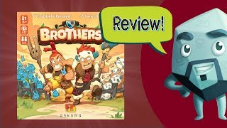 Brothers Review - with Zee Garcia