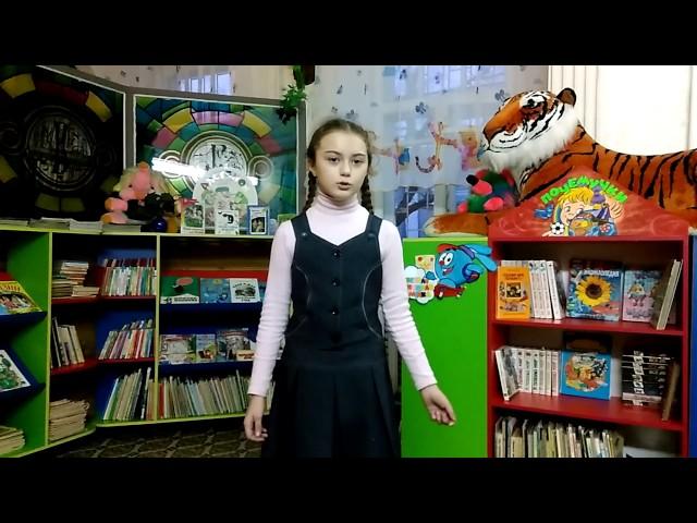 Изображение предпросмотра прочтения – АльбинаМошнягу читает произведение «Зимняя дорога» А.С.Пушкина