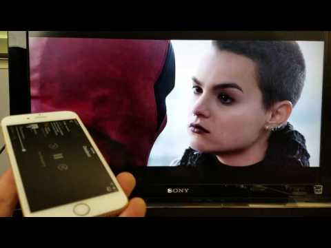 iPhone 566s: Screen Mirror AirPlay Amazon Video, NetFlix, YouTube, Photos, Videos etc.