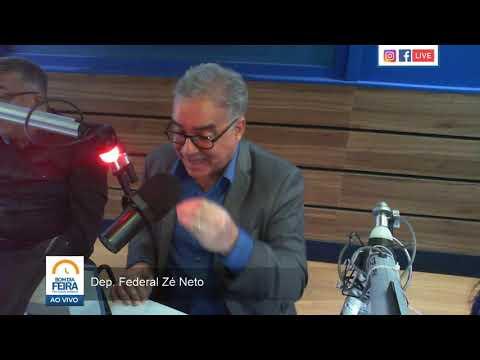 Entrevista com o Deputado Federal Zé Neto - Parte II