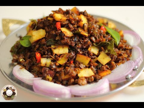 Kakka Irachi Roast Kerala Style Recipe | Clams roast recipe indian