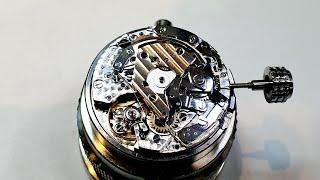 [명품시계수리] 브라이틀링 크로노멧 시계수리 오버홀 (…