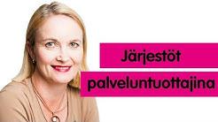 SOTE-JÄRJESTÖT SUOMESSA II: Järjestöt palveluntuottajina ja kumppaneina kunnissa
