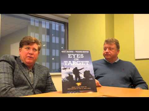 Scott McEwen, author of AMERICAN SNIPER, discusses his new ...