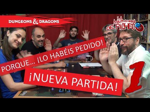 Dungeons And Dragons (PARTIDA ROL): Mentes Cristalizadas - Prólogo - 1