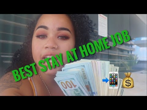 Work From Home 2017 (HIGHEST PAYING ONLINE JOB $300+/DAY) Get paid by next week!