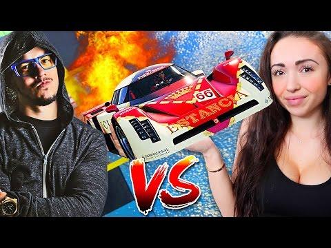 BOYFRIEND vs GIRLFRIEND!! (GTA 5) #6