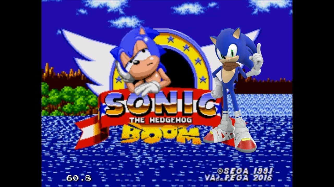 Sonic Boom in Sonic 1