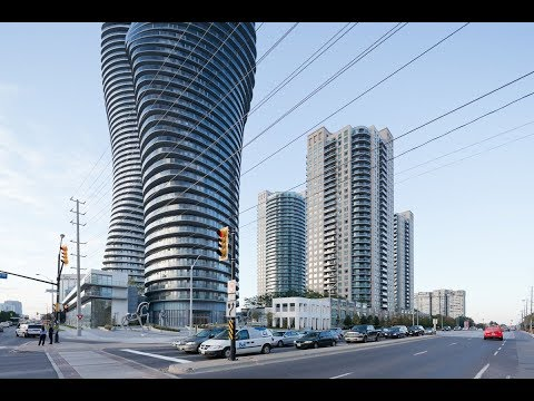 Absolute Towers | MAD Architects | Ontario, Canada | HD
