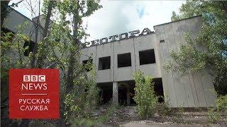 От войны в Чернобыль: украинские переселенцы обустраиваются у зоны отчуждения