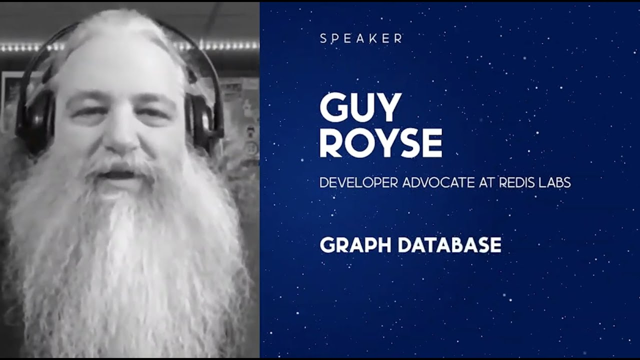 Graph Databases, and Dungeons and Dragons with Guy Royse